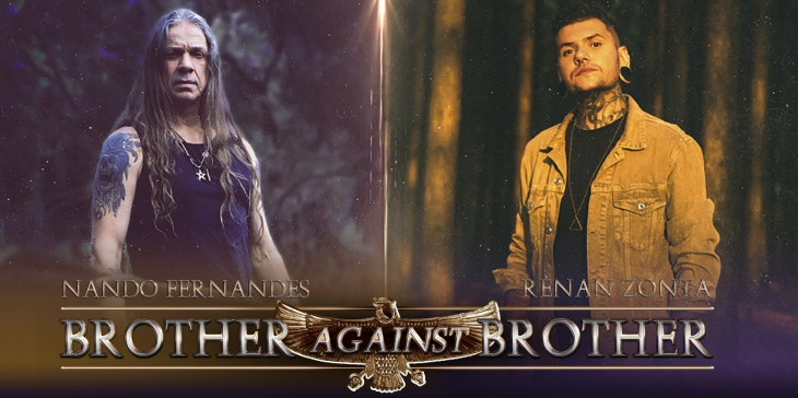 "BROTHER AGAINST BROTHER: new video single ""Valley Of The Kings"""